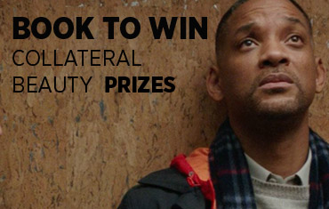 Win COLLATERAL BEAUTY prizes
