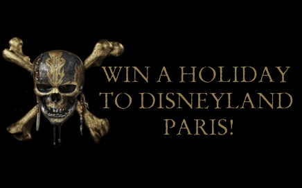 Win a Family Holiday to DISNEYLAND® PARIS