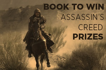 WIN ASSASSIN'S CREED PRIZES
